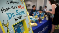 Newly-discovered Dr. Seuss book hits stores