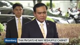 Thai PM says he may reshuffle cabinet