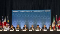Pacific Rim free trade talks fall short of deal