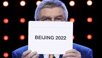 IOC picks Beijing as Winter 2022 host