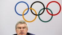 President says IOC will have zero tolerance if doping allegations are true