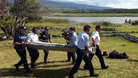 Malaysia says airplane debris is from Boeing 777