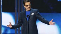 Downey Jr. is world's top-earning actor by Forbes