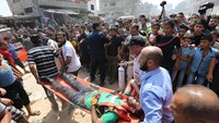 Four killed, 30 wounded in Gaza blast