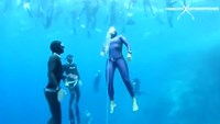 Freediving world champion Natalia Molchanova believed dead