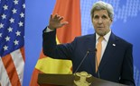 "Kerry says ""confident"" about TPP trade pact"