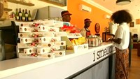 Business brewing at Nigeria's first coffee chain