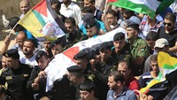 Father of Palestinian toddler killed in arson attack dies