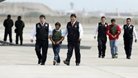 Peru captures two alleged Shining Path leaders