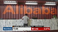 Alibaba plans $4B buyback to combat share plunge