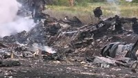 Fragments from MH17 site may be from Russian-made missile - Dutch prosecutors