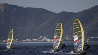 Olympic windsurfer says Rio water quality could prevent his competing