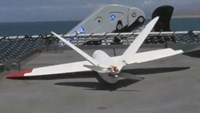 3D printed drone launched from warship