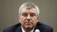 IOC chief Bach confident in 2018 Games security