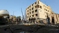 Dozens wounded in Cairo car bombing