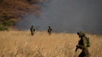 Israel says hit by rockets from Syria