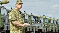 Military pressure on Ukraine will last decades, President Poroshenko says