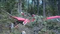 Four Britons among six dead in Canada plane crash