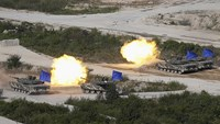 U.S, South Korea hold their largest military drill