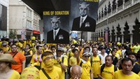 Thousands gather to demand Malaysian PM's resignation