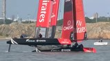 Emirates Team New Zealand win America's Cup World Series event in Gothenburg