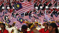 Malaysia marks Independence Day after protests