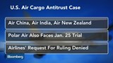 Air Cargo price-fixing case set for trial
