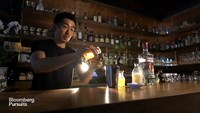 Learn the art of Japanese cocktail making in two minutes