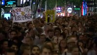 Thousands in Vienna rally in support of refugees