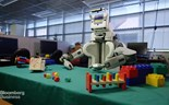 See smart robots learn to play like human children