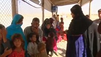 Afghan refugees return home reluctantly