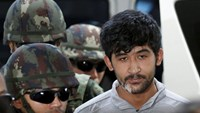Police: Bangkok blast suspect admits to explosives charges