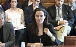 Angelina Jolie speaks out on sexual violence