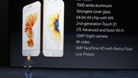 Apple unveils iPhone 6S, 6S Plus
