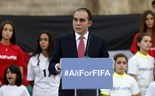 Prince Ali to stand for FIFA presidency
