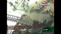 Death toll rises in crane accident in Mecca