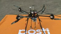 Finnish post office tests drone for parcel delivery