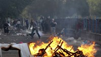 Turkish unrest kills nine