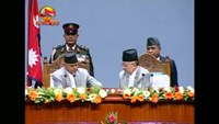 Nepal adopts constitution born of bloodshed, compromise