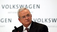 VW boss quits over diesel scandal