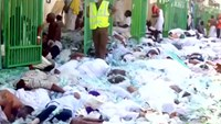 More than 700 pilgrims die in crush in worst haj disaster for 25 years