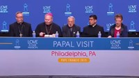 Pope sex abuse meeting included some not abused by clergy
