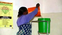Tanzanian scientist invents low-cost water filter