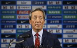 Presidential candidate Chung says FIFA should still run football