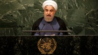 Rouhani says Iran ready to help bring democracy to Syria, Yemen