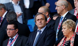 "Platini ""between a witness and an accused"" says prosecutor"