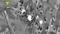 Russia bombs Syria for second day, targets raise concern