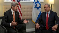 Netanyahu, Kerry hold talks in New York