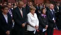 Germany marks 25 years of unity