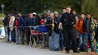 German official denies report of 1.5 million asylum seekers expected